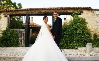 Boda de Sandra y Ricardo en Cantalejo (Segovia)