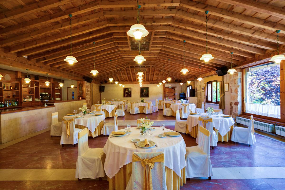 Salón de las Lámparas Palacio de Esquileo