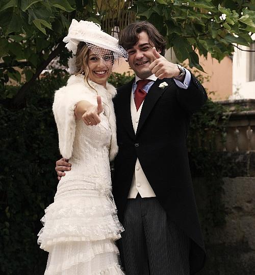 Boda Mabel y Alfonso