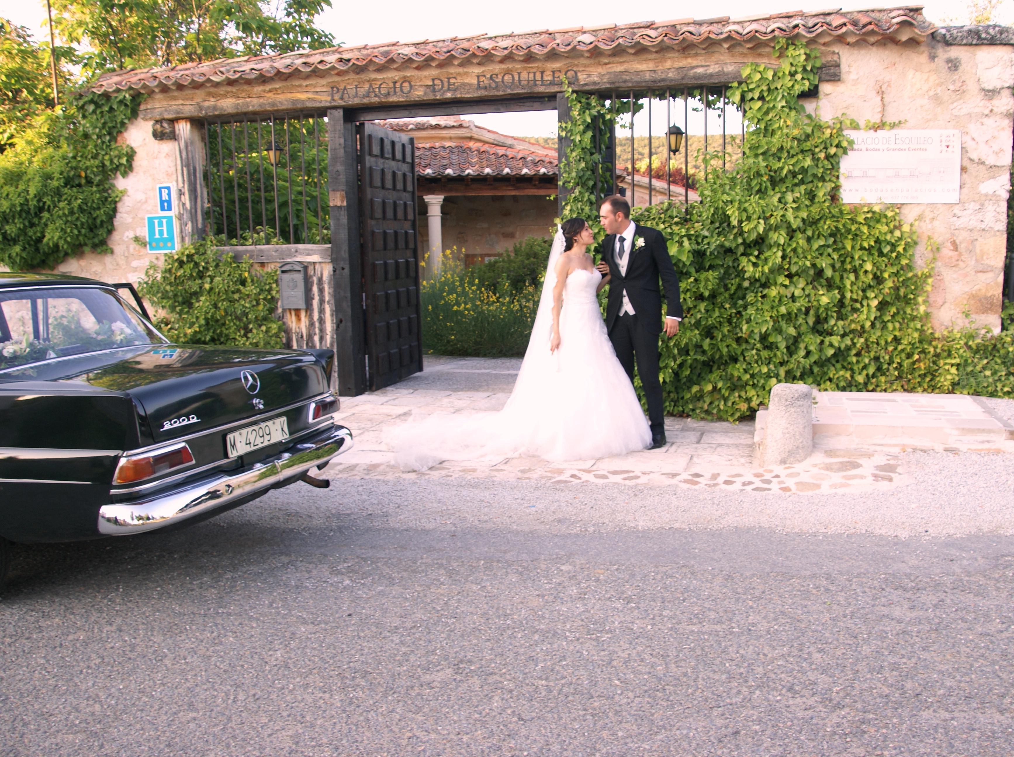 Finca de bodas Segovia