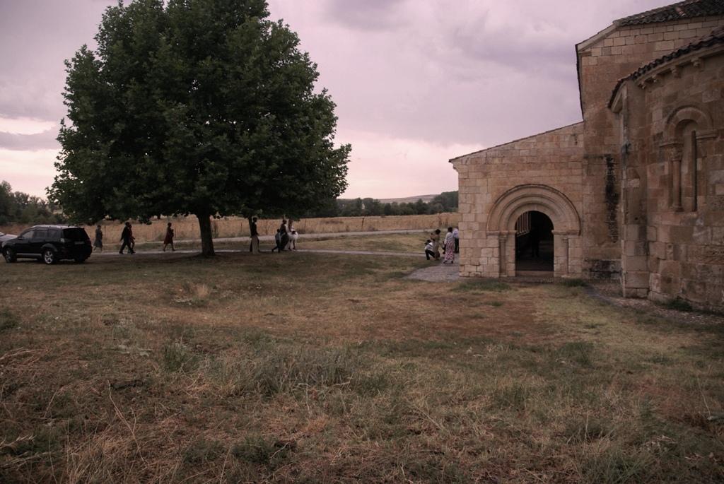 Iglesia Duraton Segovia