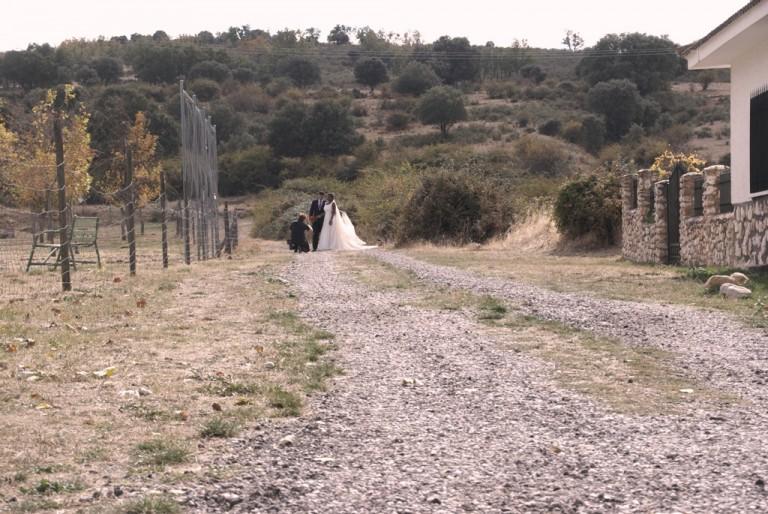 Boda en la ermita de Hontanares (Riaza)