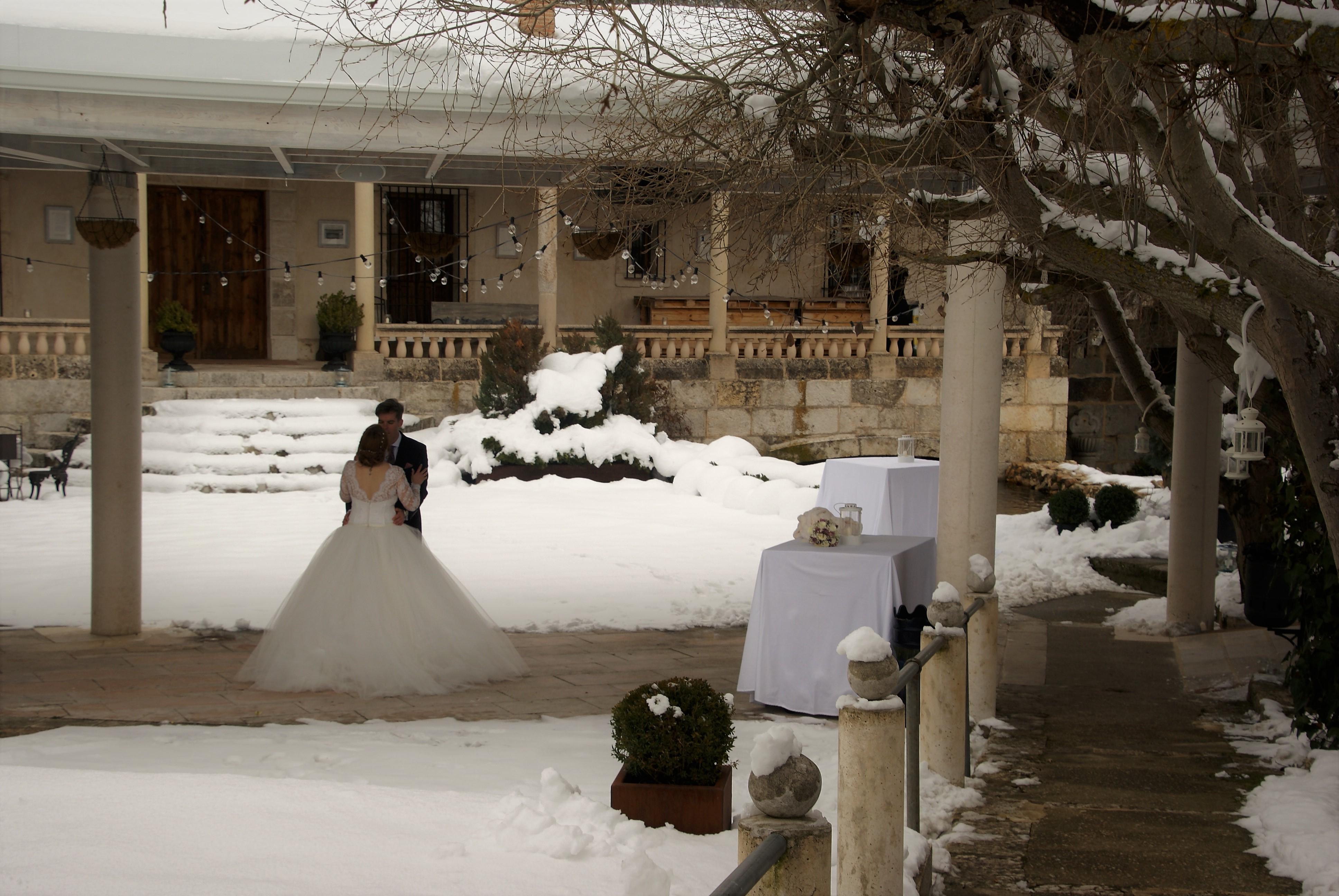 Boda invierno Segovia