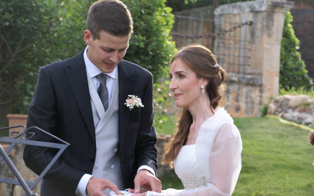 Vestidos boda civil segovia