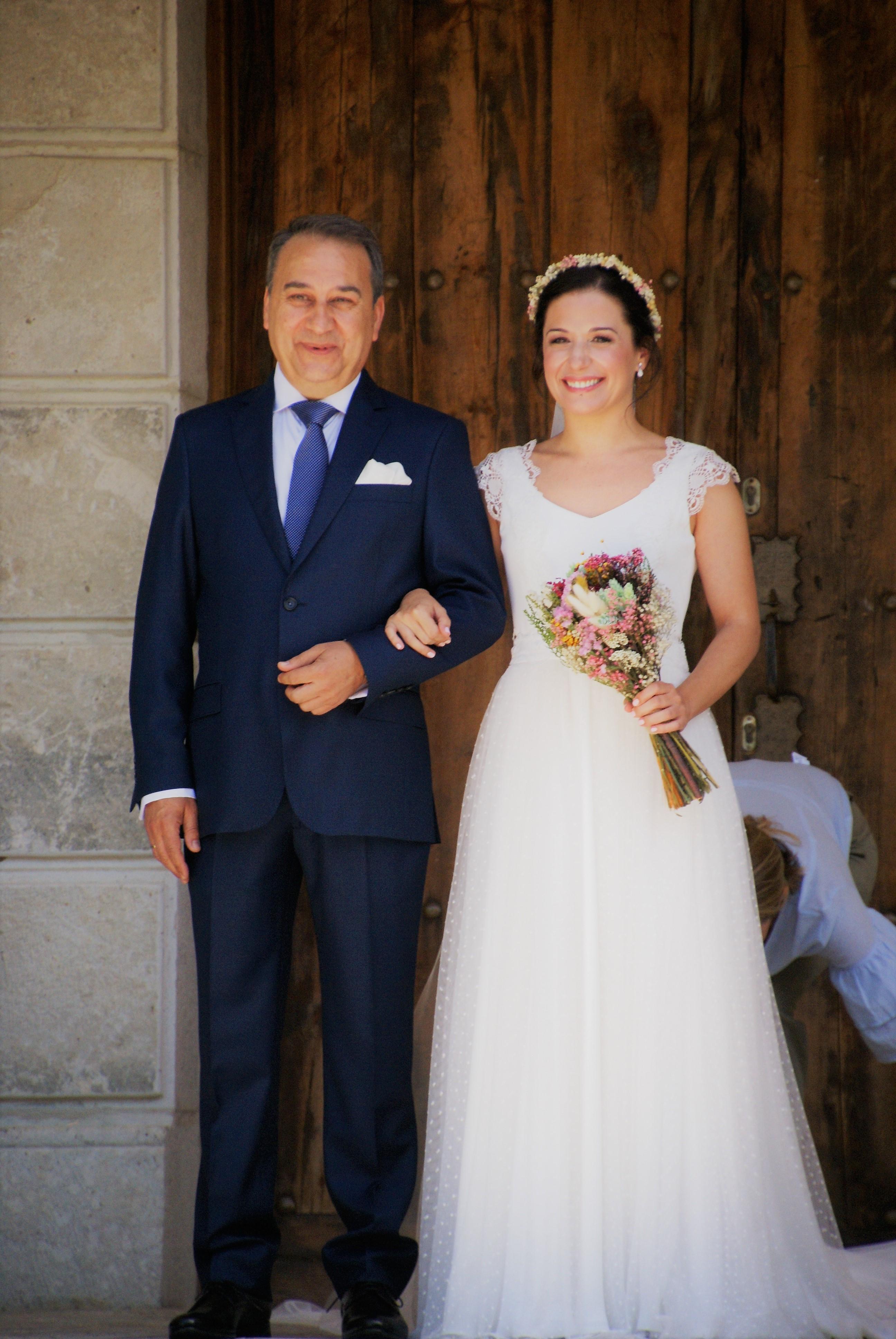 La novia y el padrino