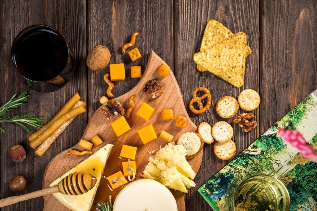 bodegón quesos