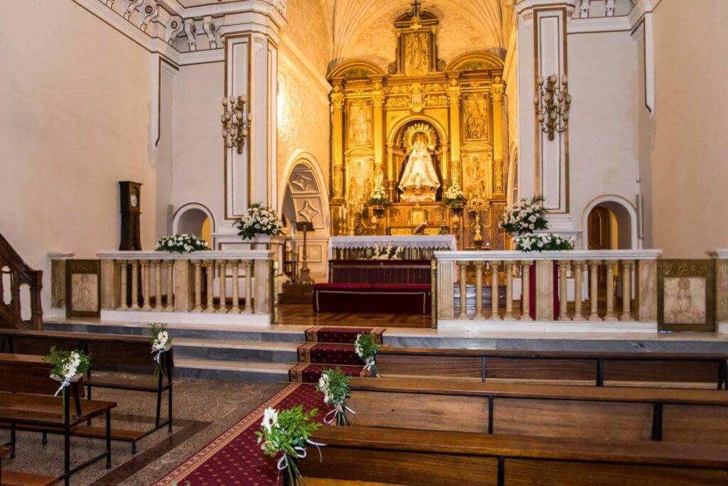 Iglesia Virgen de las Viñas Aranda de Duero