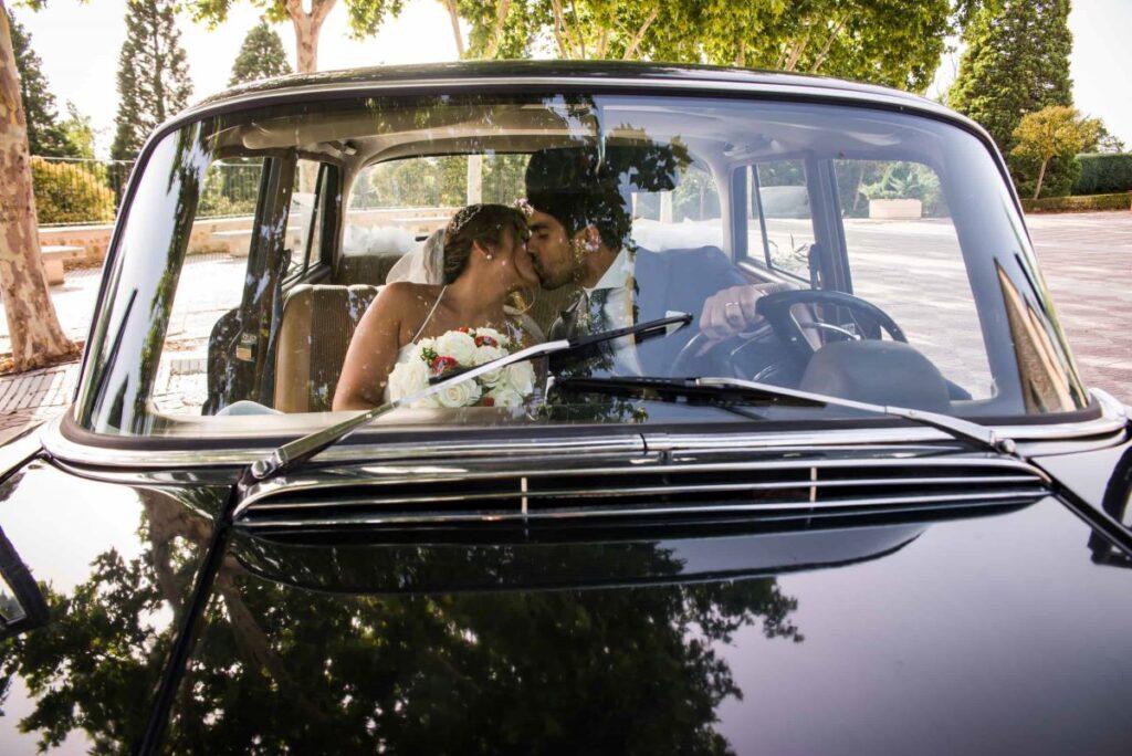 Coche bodas Aranda de Duero