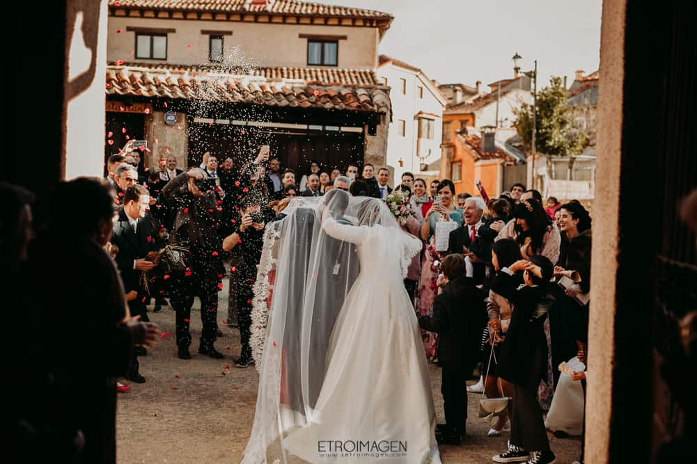 Bodas íntimas Sierra Madrid
